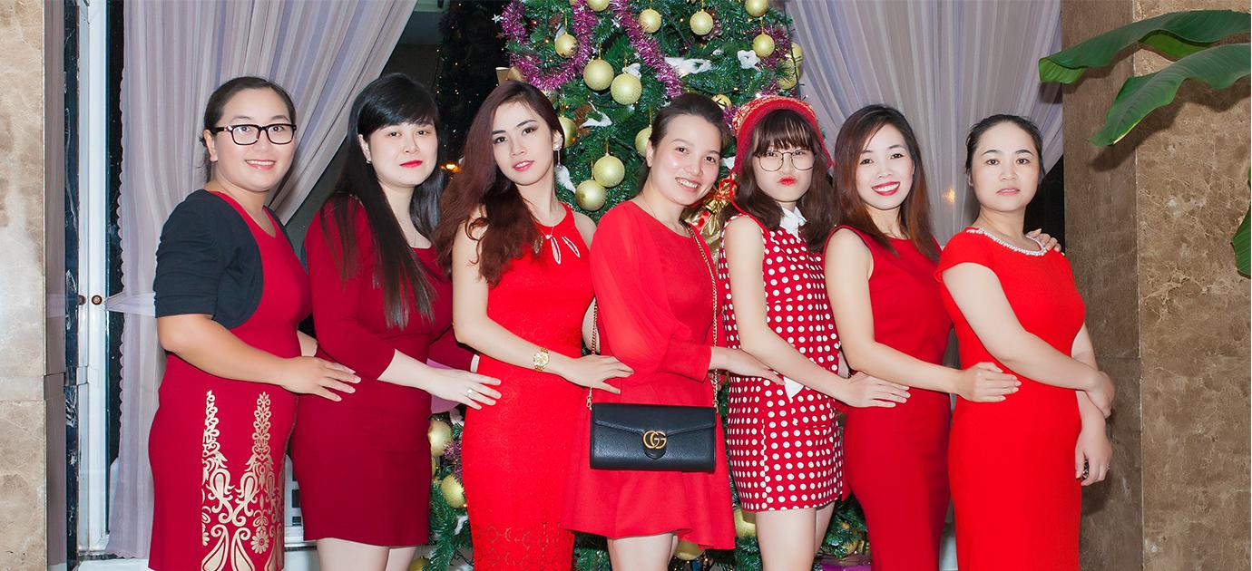 staff's christmas
